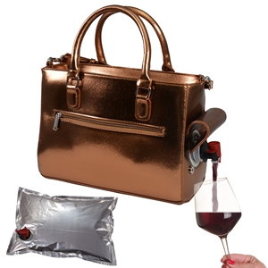Drink Purse Bronze