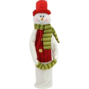 Wine Socks Noel Collection Frosty