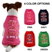 All You Need Dog Shirt Pink - 6112#NAME?