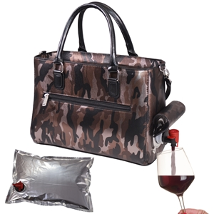 Drink Purse Camo Coffee