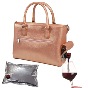 Drink Purse Rose Gold