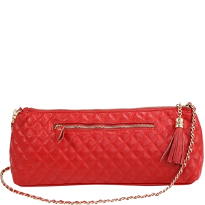 Soriee Red Leather