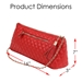 Soriee Red Leather - 4010-RD